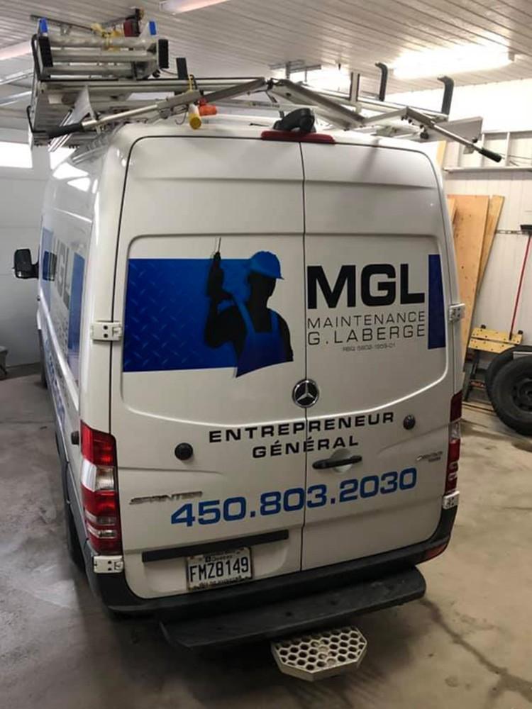 Maintenance G. Laberge inc. entrepreneur général