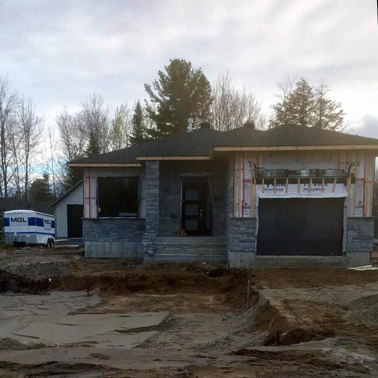 Maison neuve à Joliette dans Lanaudière